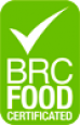We hold the worldwide British Retail Consortium Gold Standard certification that covers food safety and quality management.