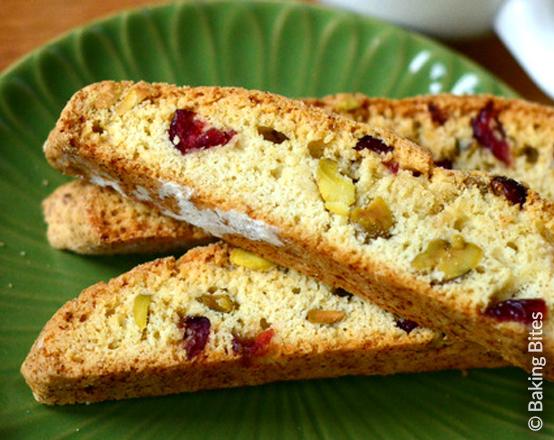 cranberry-pistachio-biscotti